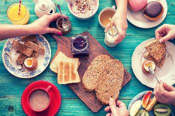 Завтраки и пять популярных мифов