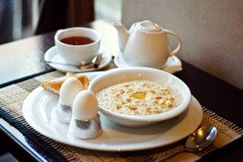 Перечень блюд для идеального завтрака