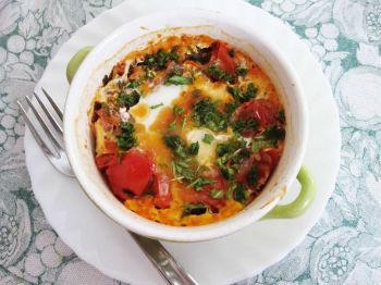 Рецепт блюда из помидор по-татарски